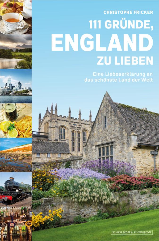 Reisebuch über England -- jetzt erst recht!