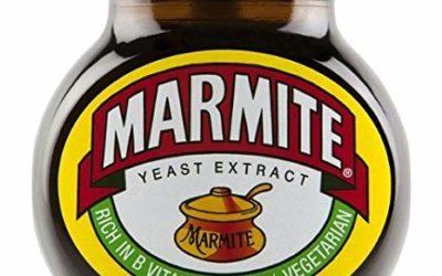 Englischer Humor am Ende: Marmite spaltet das Land
