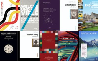 Migration, VR, England: Buchempfehlungen 2018