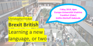 Brexit Language Event at Viadrina