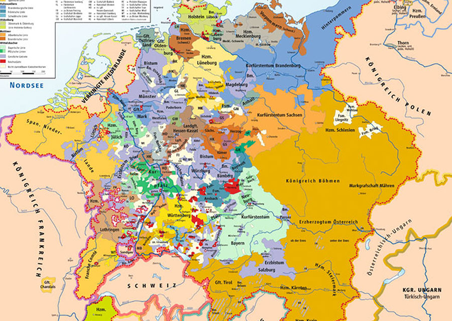 Introduction to German History
