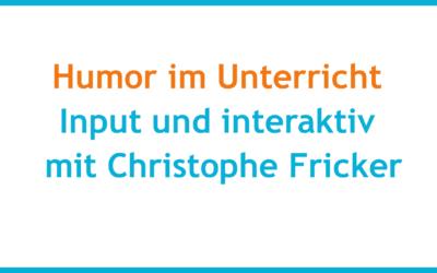 Interview: Humor und Pädagogik – what's a good prank?