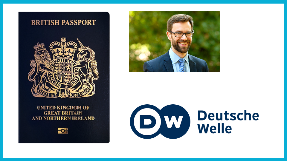 Brexit and dual nationality: Interview